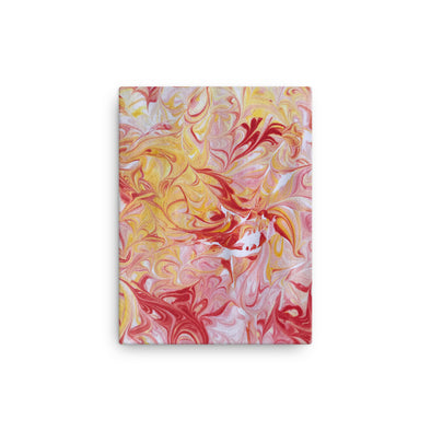 Sunset Swirls Canvas