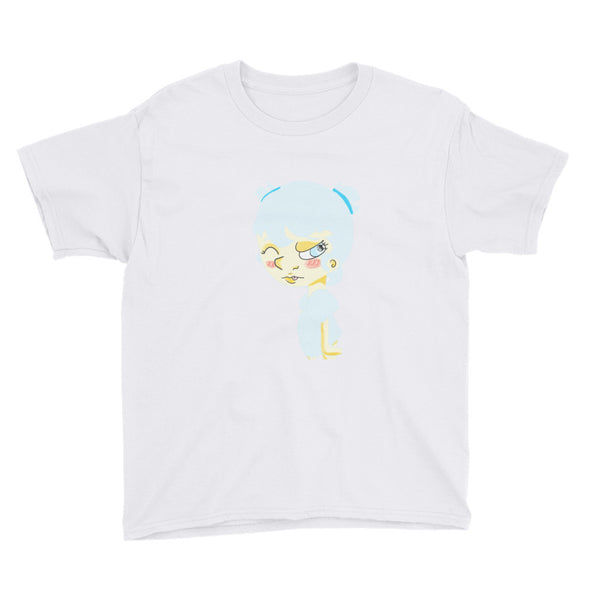Blue Youth Short Sleeve T-Shirt