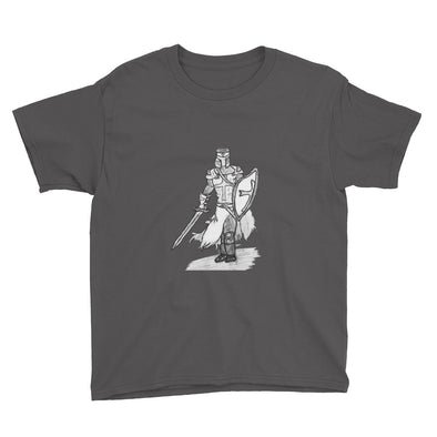 The Knight of Old Youth Short Sleeve T-Shirt