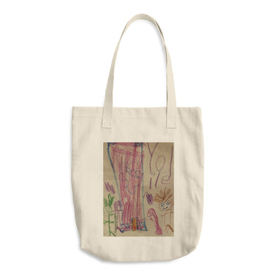 Mi Familia (My Family) Cotton Tote Bag