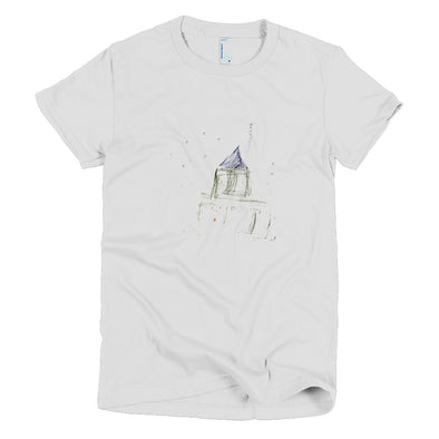 New House Short Sleeve Women's T-shirt