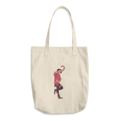 Snakes Cotton Tote Bag