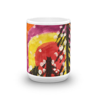 Winter View Mug
