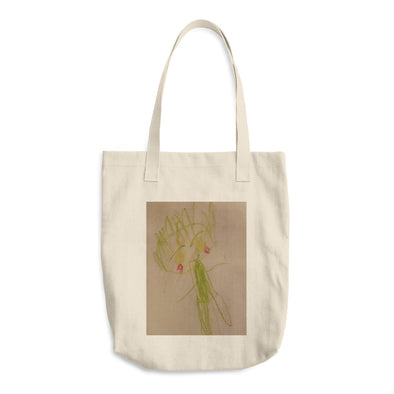 You Make Me Blush Cotton Tote Bag