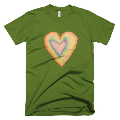 A True Rainbow Short-Sleeve T-Shirt
