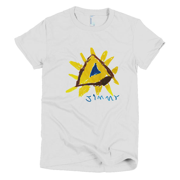 Sunshine Short Sleeve Women's T-shirt