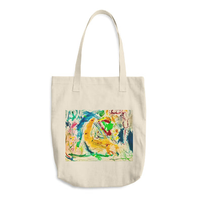 Energy Cotton Tote Bag