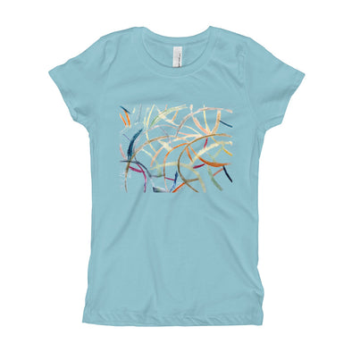 Waves Girl's T-Shirt