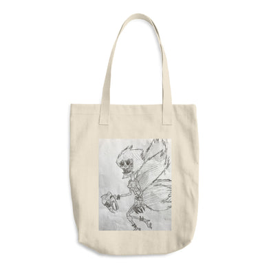 Alter-Ego Tooth Fairy Cotton Tote Bag