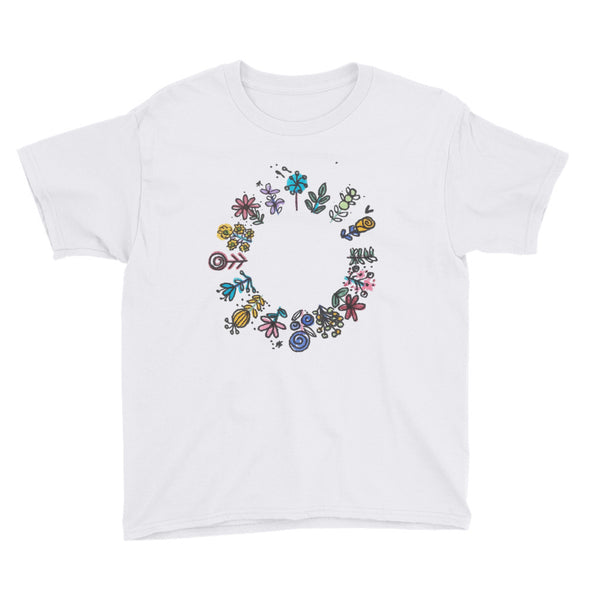 All Around Pretty Youth Short Sleeve T-Shirt