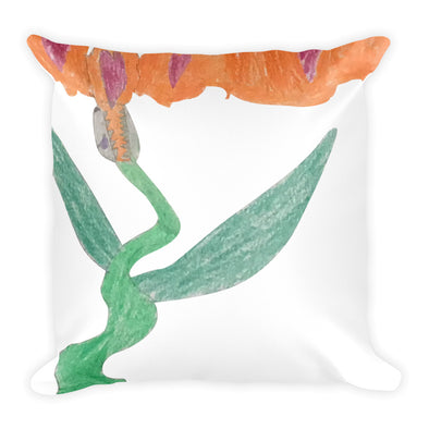 Love Dragon Basic Pillow