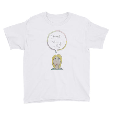 Thank You Youth Short Sleeve T-Shirt