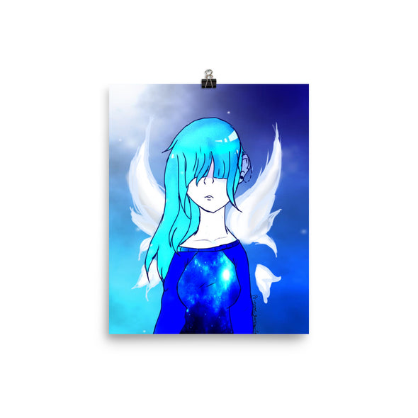 Angel Skies Poster