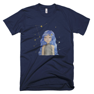 The Girl of Stars Short-Sleeve T-Shirt