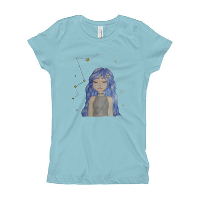 The Girl of Stars Girl's T-Shirt