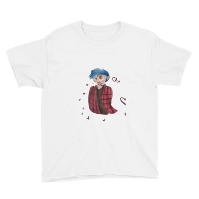 Self Portrait Youth Short Sleeve T-Shirt