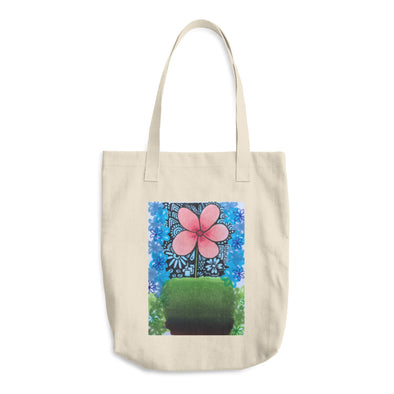 Growth Cotton Tote Bag