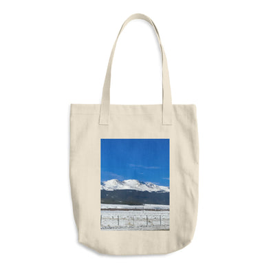 Rocky Whites Cotton Tote Bag