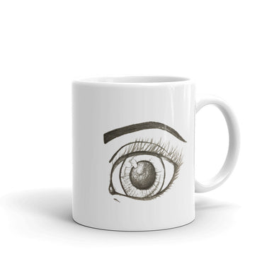 Eyes are the Sea to the Soul Mug