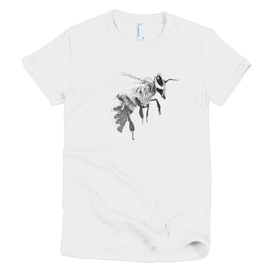 Bee Short sleeve women's t-shirt