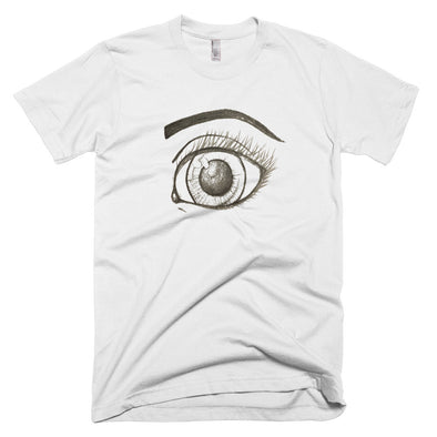 Eyes are the Sea to the Soul Short-Sleeve T-Shirt