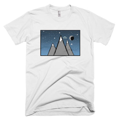 Space Mountain Short-Sleeve T-Shirt