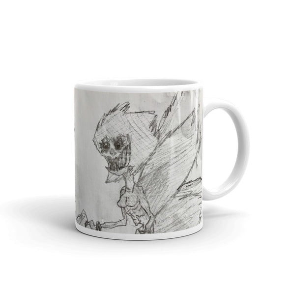 Alter-Ego Tooth Fairy Mug
