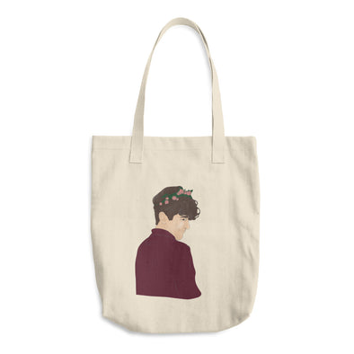 A Silly Friend Cotton Tote Bag