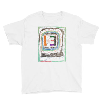 Line Monster Youth Short Sleeve T-Shirt