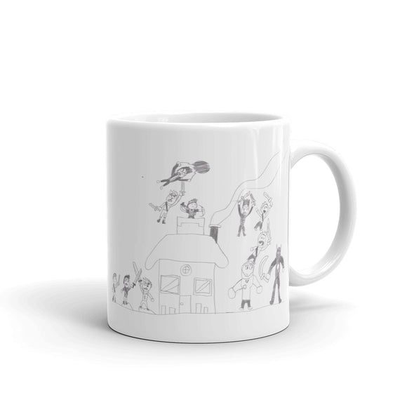Battle at the Homefront Mug