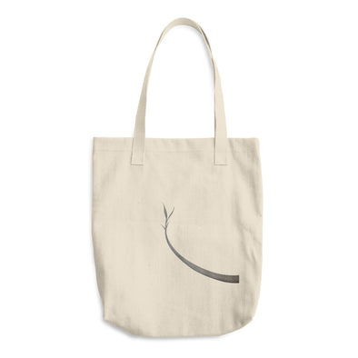 Growing Up Cotton Tote Bag