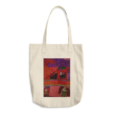 Change it Up Cotton Tote Bag