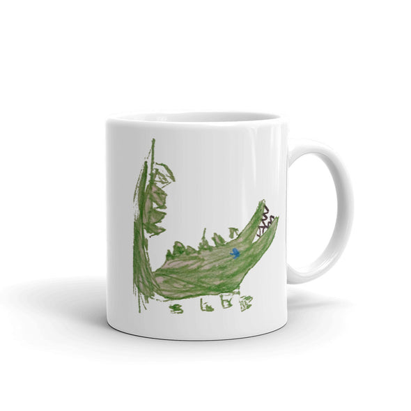 Allie Alligator Mug