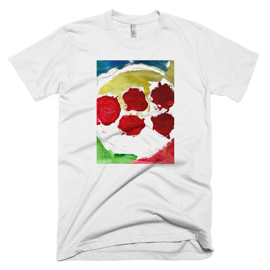 Apples on a Plate Short-Sleeve T-Shirt