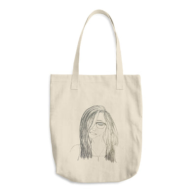 Thoughtful Thoughts Cotton Tote Bag
