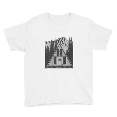 A Frame House Youth Short Sleeve T-Shirt