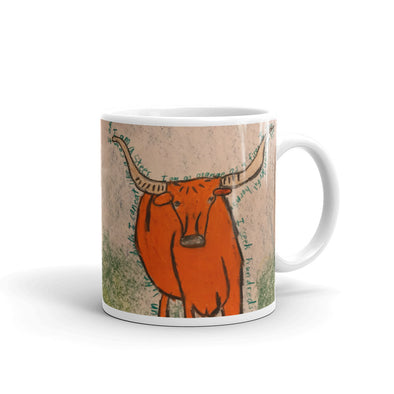Billy the Steer Mug