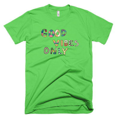 Good Vibes Only Short-Sleeve T-Shirt