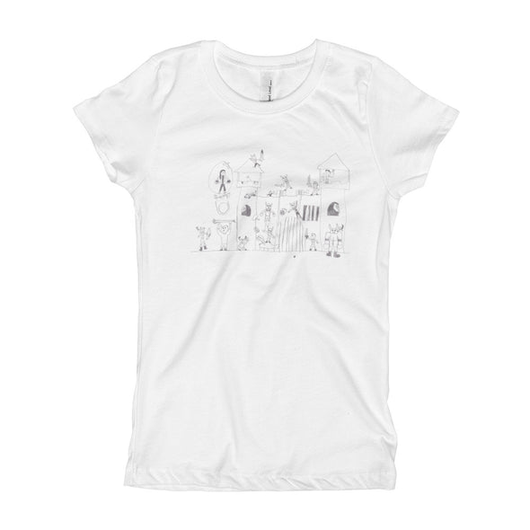 Battle Royale Girl's T-Shirt