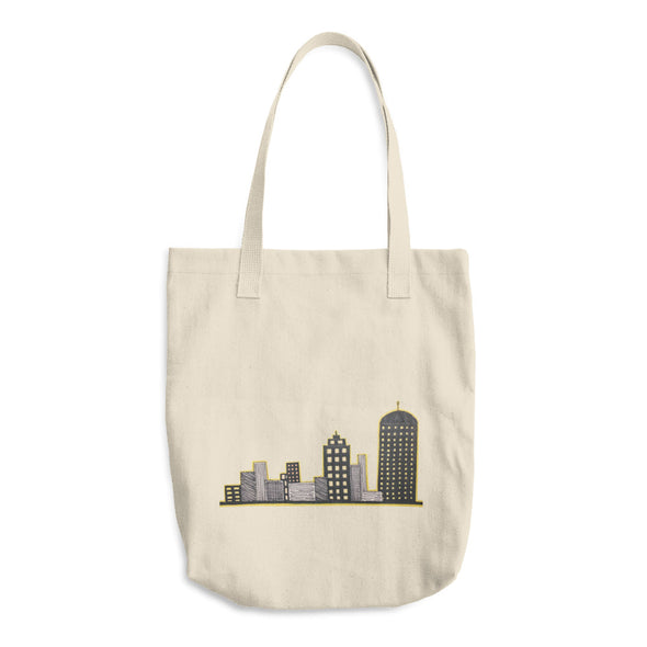 Alive Cotton Tote Bag