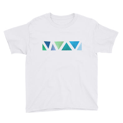 Hombre Triangles Youth Short Sleeve T-Shirt