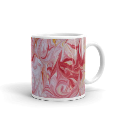 Sunset Swirls Mug