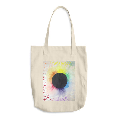 The Inside Cotton Tote Bag