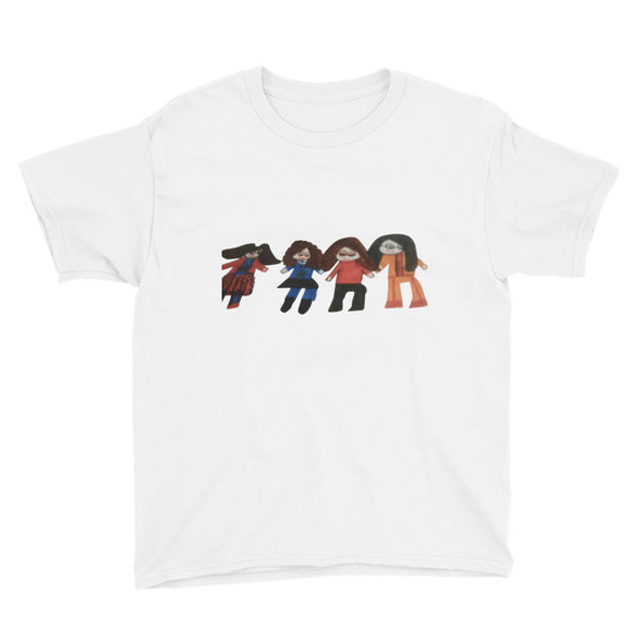 A Group of Friends Youth Short Sleeve T-Shirt