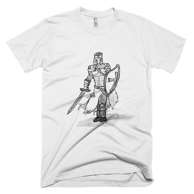 The Knight of Old Short-Sleeve T-Shirt