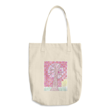 The Tree Cotton Tote Bag