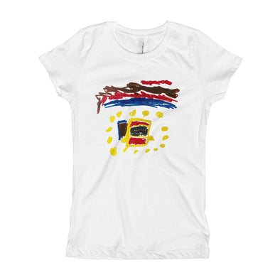 Apache Girl's T-Shirt