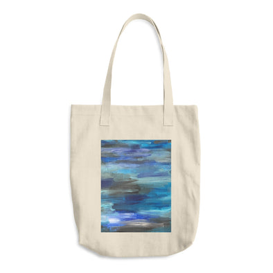 Depth Cotton Tote Bag