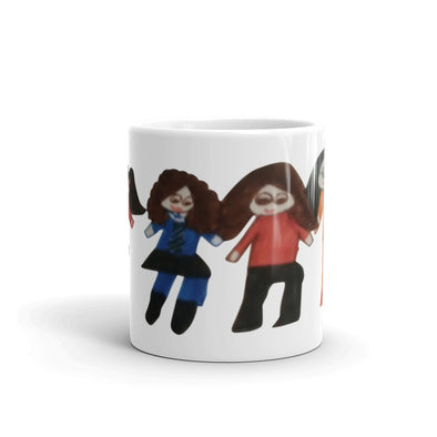 A Group of Friends Mug