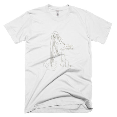 A touch into darkness Short-Sleeve T-Shirt